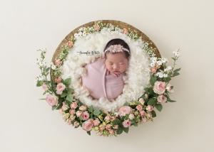 Adelaide based Accredited Professional Photographer Jennifer White Photography Newborn Baby